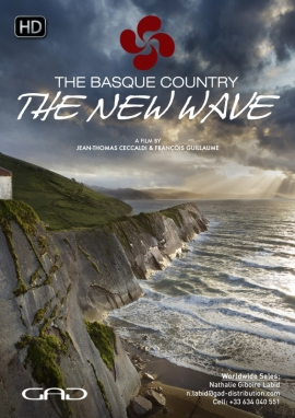 Poster of The Basque Country, the new wave