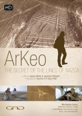 Affiche de Le secret des lignes de Nasca (Pérou)