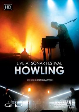 Affiche de Howling au Sónar 2016