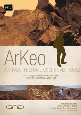 Poster of The Great Book of the Aboriginals (Australia)