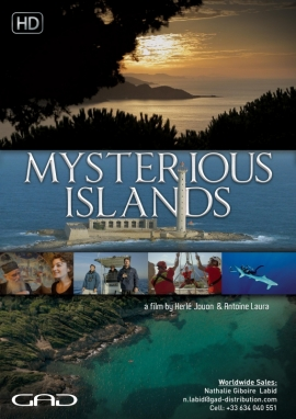 Poster of Mysterious Islands