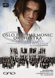 Affiche de Oslo Philharmonic Orchestra et Gautier Capuçon dirigés par Vasily Petrenko