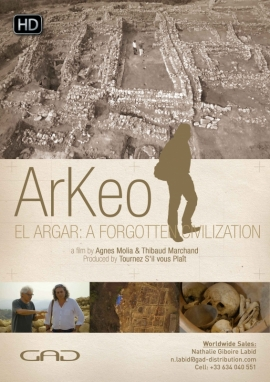 Affiche de El Argar : une civilisation oubliée (Espagne)
