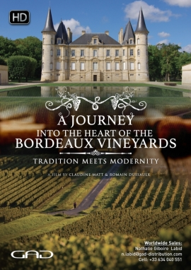 Poster of A journey into the heart of the Bordeaux vineyards: tradition meets modernity
