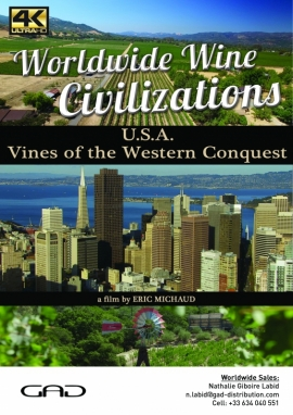 Poster of Vines of the Western Conquest (USA)