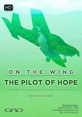 Affiche de Le pilote de l'espoir (Bolivie)