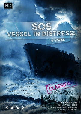 Poster of SOS Vessel in Distress!