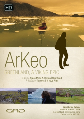 Poster of Greenland : a Viking epic (Greenland)