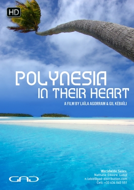 Poster of Polynesia in their heart