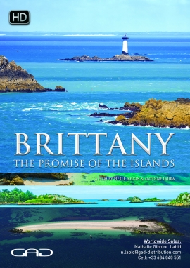 Poster of Brittany, The Promise of the Islands