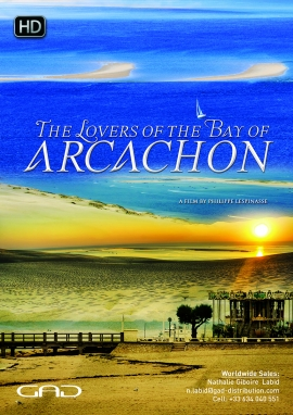Poster of The lovers of the Bay of Arcachon