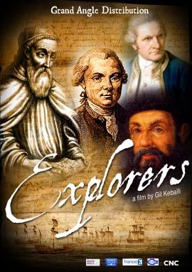Affiche de Les explorateurs