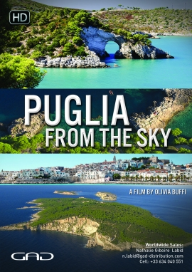 Poster of Puglia from the sky