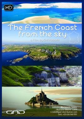 Affiche de Les côtes françaises vues du ciel - 26x9'