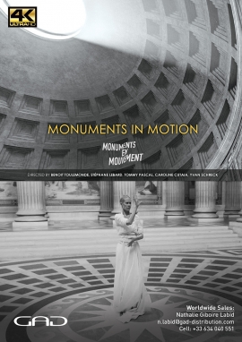 Affiche de Monuments en Mouvement - Giotto Solo
