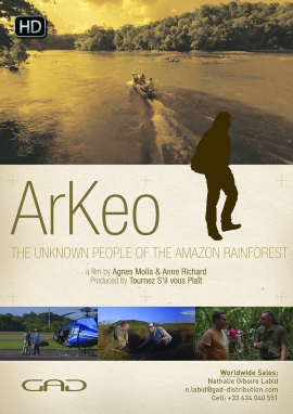 Poster of The unknown People of the Amazon Rainforest (Amazonia)