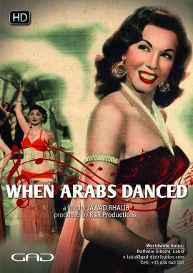 Affiche de Au temps où les Arabes dansaient - version longue 85'