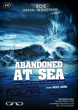 Poster of Abandoned at sea