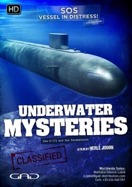 Affiche de Mystères sous-marins