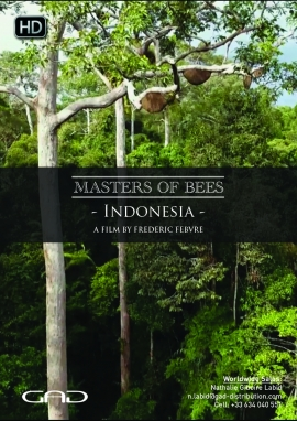 Poster of The tree of sacred honey (Indonesia)