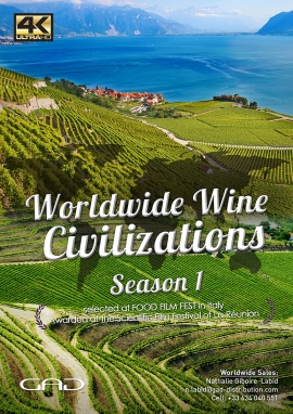 Poster of Worldwide wine civilizations - season 1