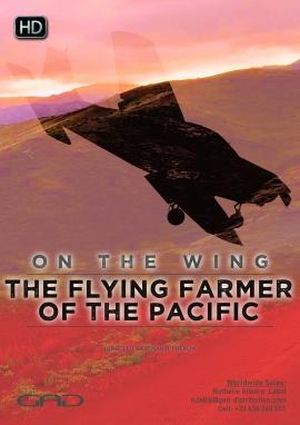 Affiche de Le fermier volant du Pacifique (Nouvelle Zélande)