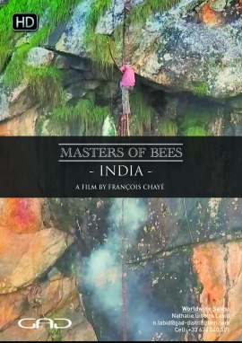 Poster of The honey of the Blue mountains (India)