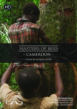Poster of The sacred honey of the Baka (Cameroon)