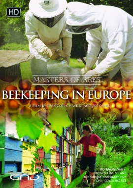 Poster of Beekeeping in Europe, an ancestral tradition (Slovenia/France)