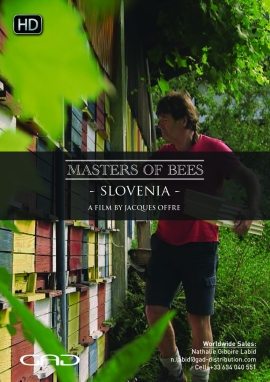 Poster of The refuge of the Carniolan Bee (Slovenia)