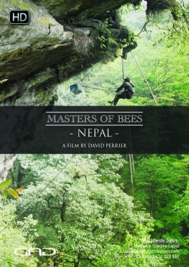 Poster of The Gurung and the giant bee (Nepal)