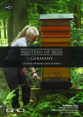 Poster of Rosenfeld, a paradise for bees (Germany)
