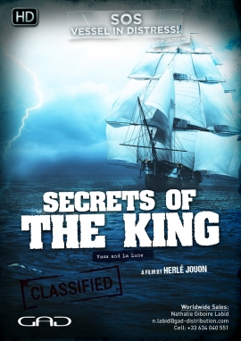 Poster of Secrets of the King