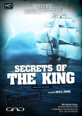 Affiche de Secrets du Roi