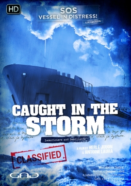 Poster of Caught in the storm