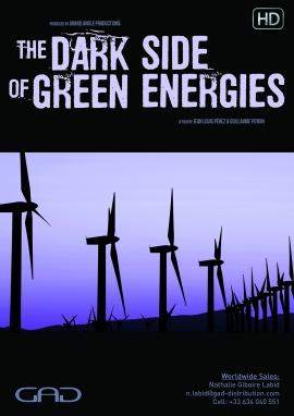 Affiche de La face noire des énergies vertes