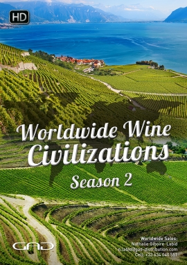 Poster of Worldwide wine civilizations - season 2