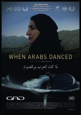 Affiche de Au temps où les Arabes dansaient - version courte 55'
