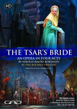 Poster of The Tsar's Bride