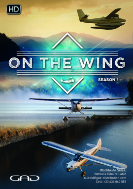 Poster of On the wing - Season 1