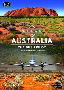 Poster of The Bush Pilot (Australia)