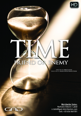 Poster of Time, friend or enemy?