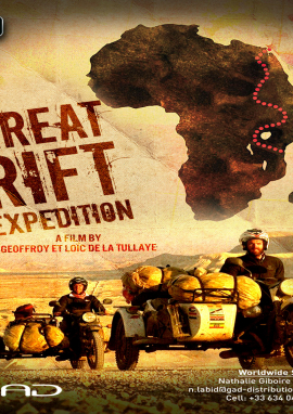 Poster of Great Rift Expedition: Water, a Shared Treasure