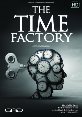 Poster of The time factory