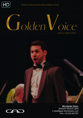 Poster of GOLDEN VOICE