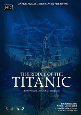 Poster of The riddle of the Titanic