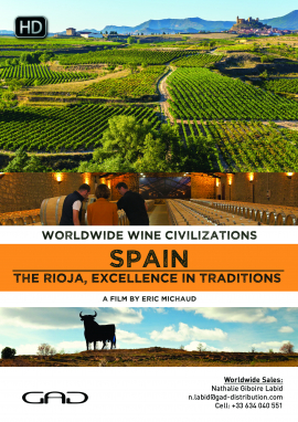 Poster of The Rioja, Excellence in traditions (Spain)