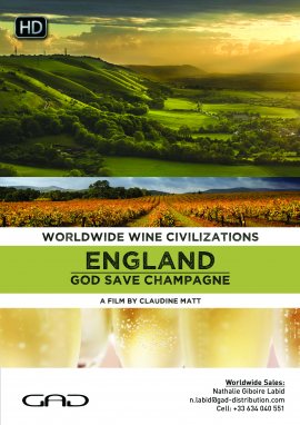 Poster of God save Champagne (England)
