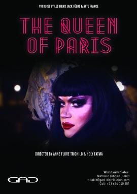Poster of The Queen of Paris