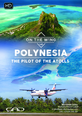 Poster of The pilot of the atolls (Polynesia)